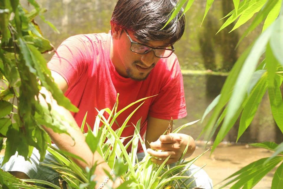 Job 7, Poly farm worker, Uttarakhand.
