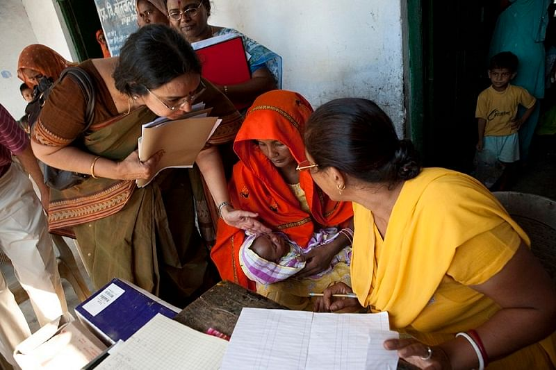 rural india health