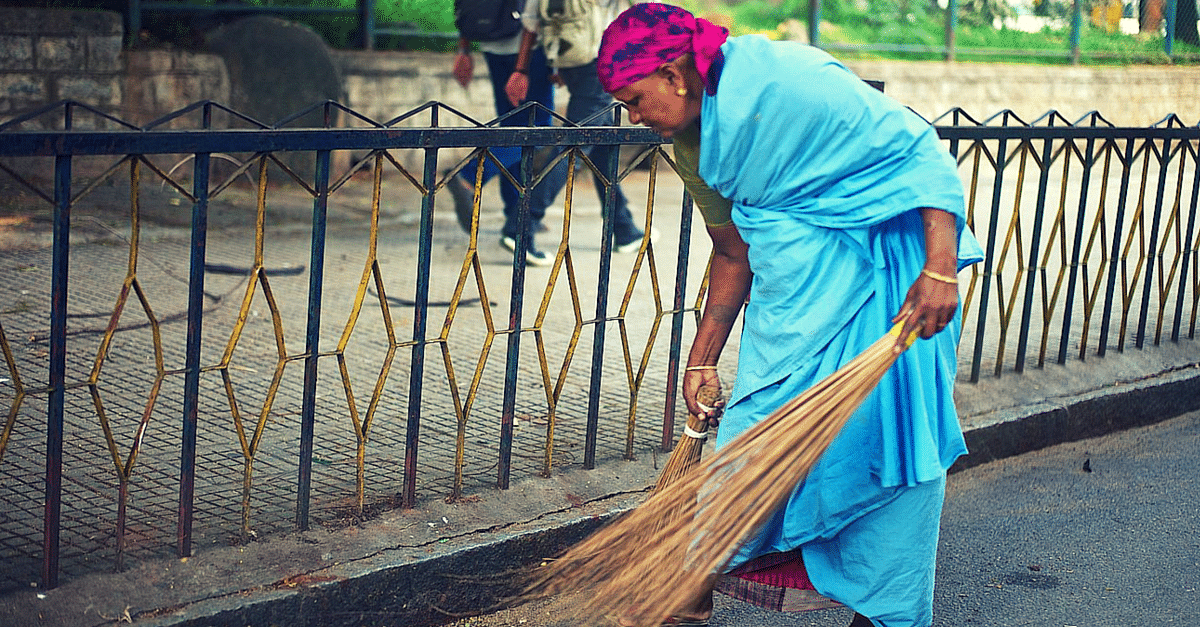 A Team of 20 Gardeners and Cleaners from Delhi will soon be Going Abroad – Here's Why