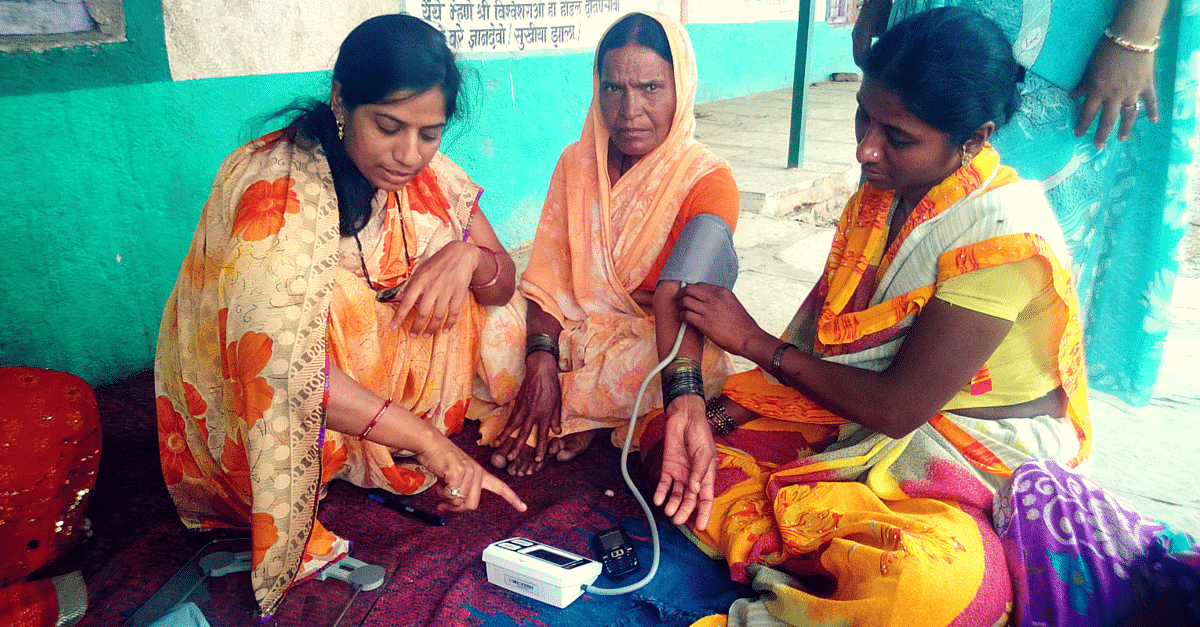 Can A Mobile Tablet Become Your Neighbourhood Doctor? Let These Rural Women Show You How!