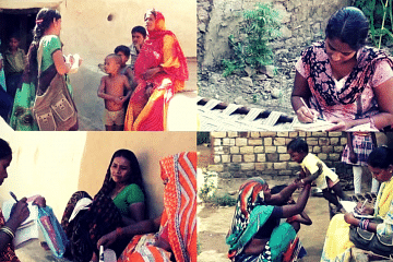 women reporters of rural India