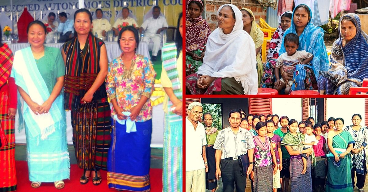 3 Tribal Women Leaders Who Are Doing Fabulous Work for Development in North East India