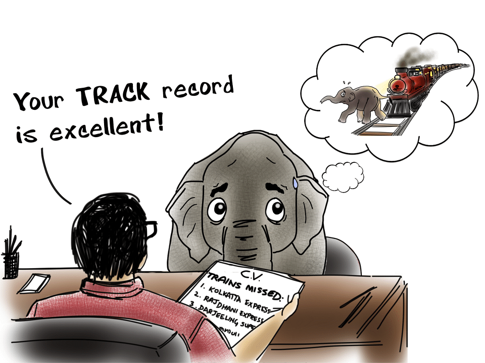 As if this wasn't enough, we have been killing elephants on railway tracks in certain crucial forest corridors. And this continues to happen even today with little or no regulation in place. We are definitely not on the right track!