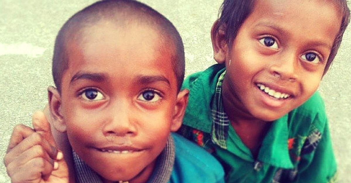 Now YOU Can Reunite Street Kids with Their Families. Just by Clicking Photos & Using This App!