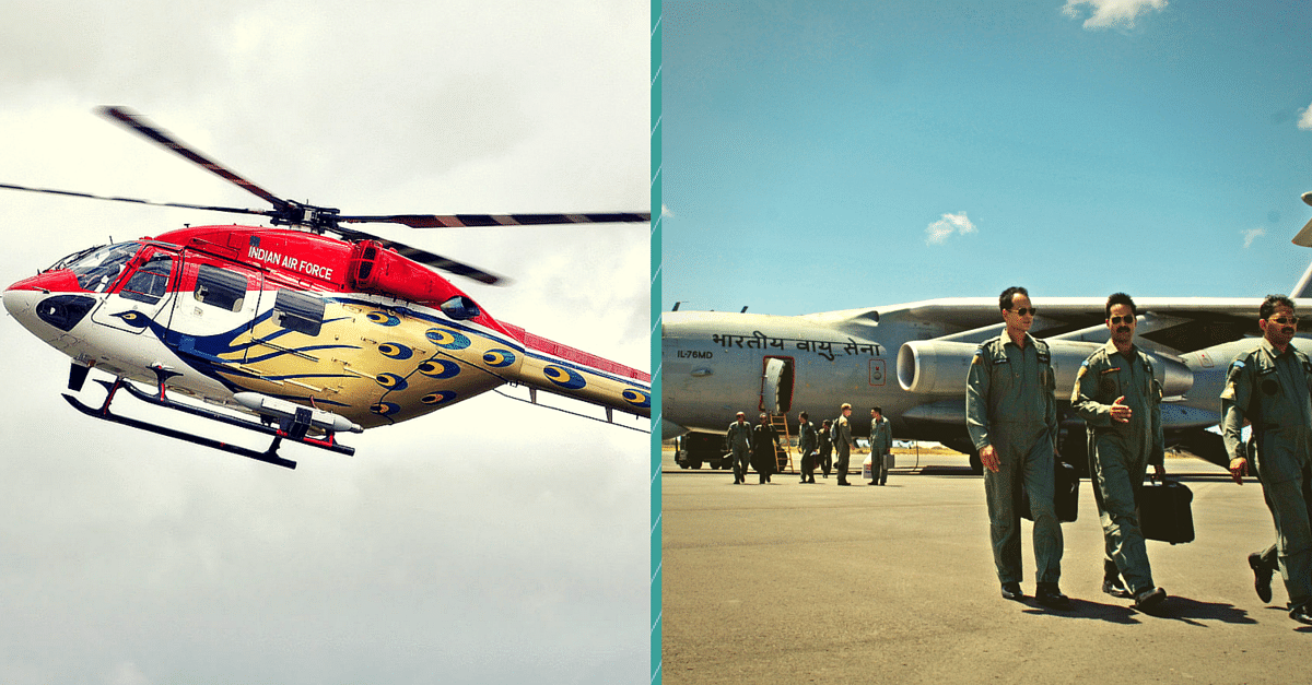 How IAF Rescued 22 European Trekkers and an Israeli Mountaineer Stranded in Ladakh