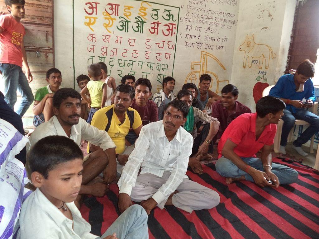 Today, boys and men in the villages across several villages in Morena district are not only open to doing household chores, they make sure their sisters and daughters are not pushed into early marriage and are vigilant to their healthcare needs as well. (Credit: Chetna Verma\WFS)