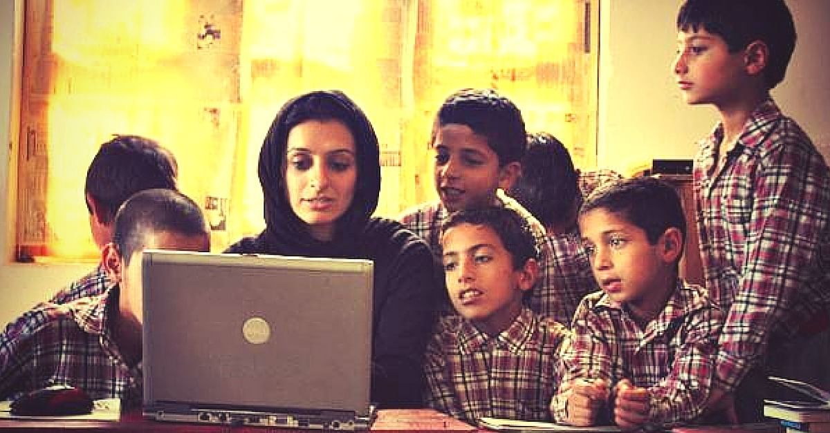 How One School Is Bringing World Class Education to 320 Children in Remote Jammu & Kashmir