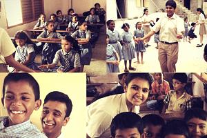 TAGE - schoolchildren initiative