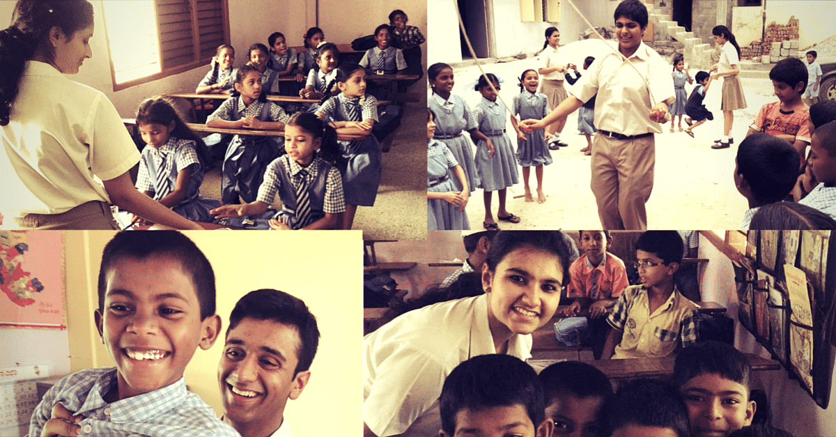 Two High School Boys Had a Casual Chat. Now Hundreds of Underprivileged Kids have Notebooks.