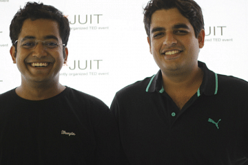Roman and Gaurav, Founders of Unacademy