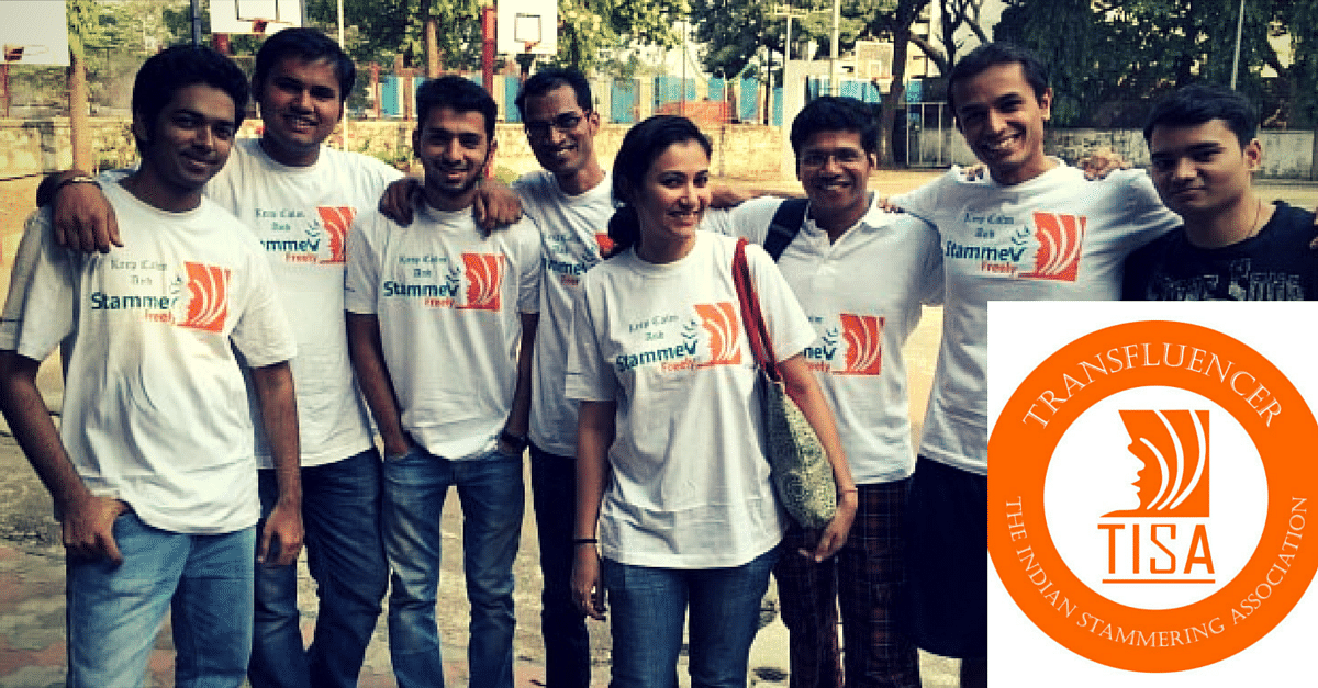 """I Stammer and It Is Completely OK"" – This Team Aims to Support 1.25 Crore 'Stammerers' in India"