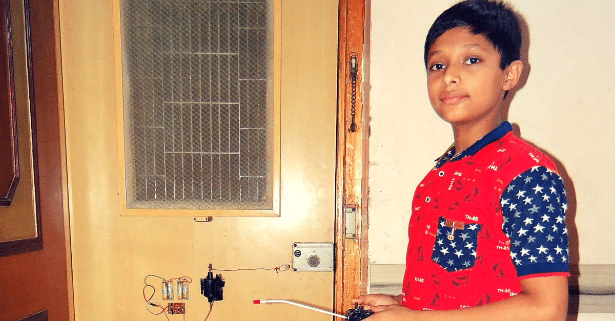 No One Can Recycle Old, Broken Toys like This 11-Year Old. His Latest Innovation Is Outstanding!