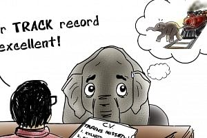 elephant cartoons