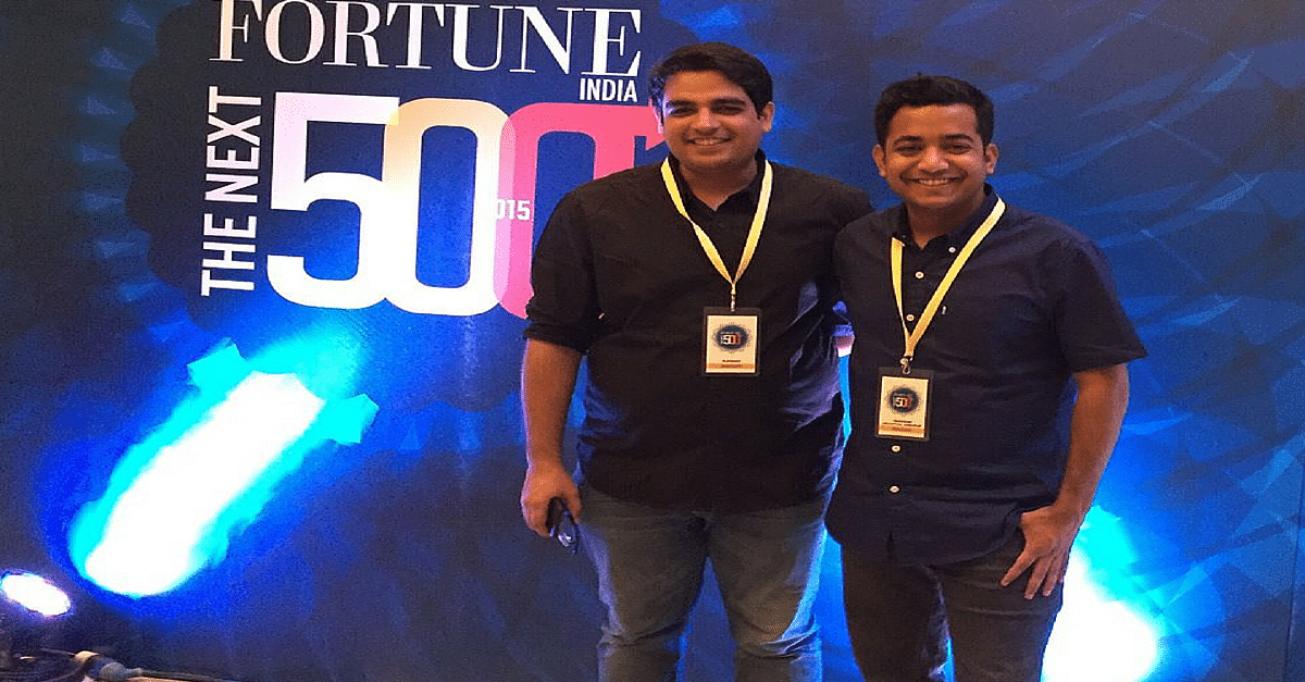 Gaurav and Roman whose idea has changed the IAS coaching system in India