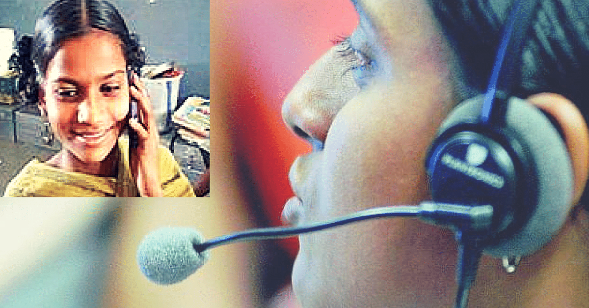 One Toll-Free Helpline Is Preventing Rural Youth From Dropping Out Of School