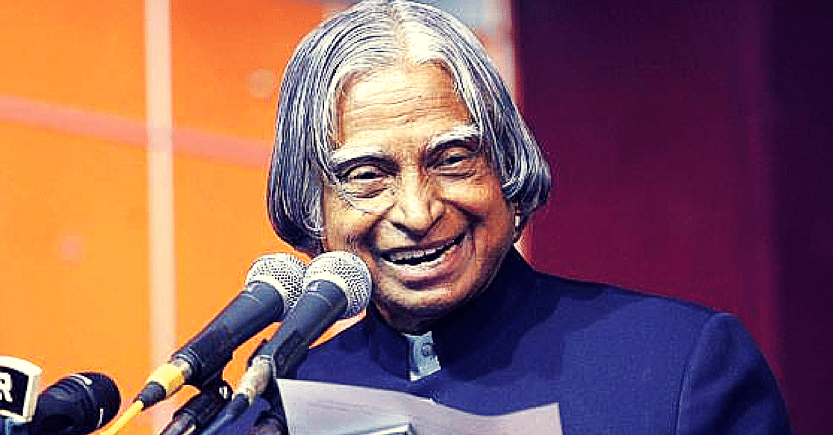 To Honour His Vision, a Global Satellite Will Be Renamed After APJ Abdul Kalam
