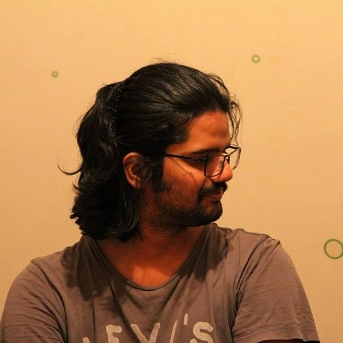 Shashank Singh, was abducted as a child which inspired him to start Helping Faceless.