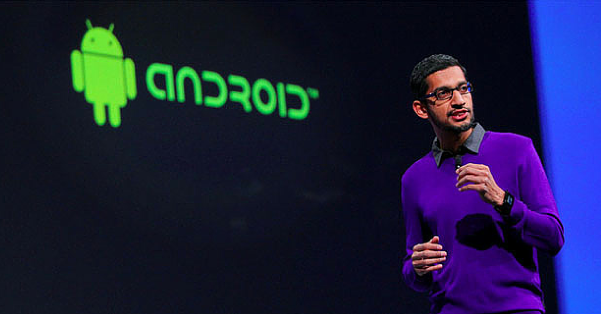 5 Things You Should Know About Google's New Indian CEO, Sundar Pichai