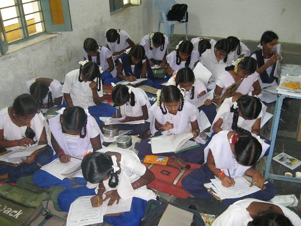Vidya helpline and Nirmaan regularly conduct career workshops in schools to help students understand their options better.
