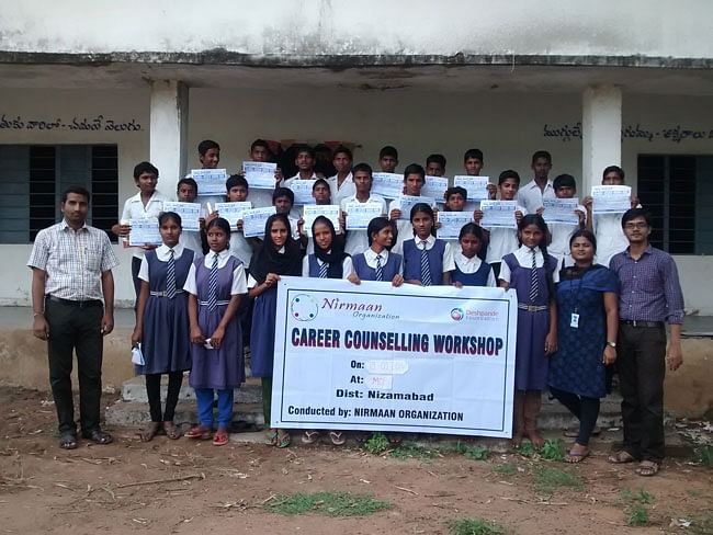 Vidya Helpline has helped several thousand students pursue a career of their choice.