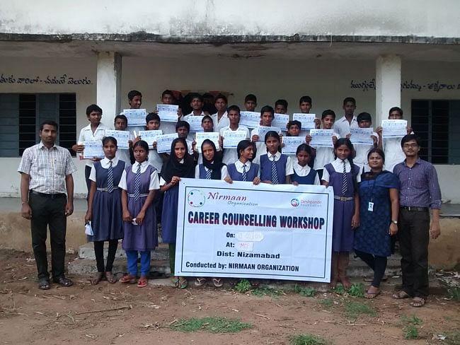 Vidya Helpline has helped several thousand students pursue a career of their choice.