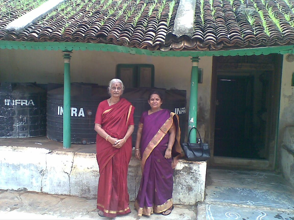 Savithri is a new family for the abandoned destitute women.