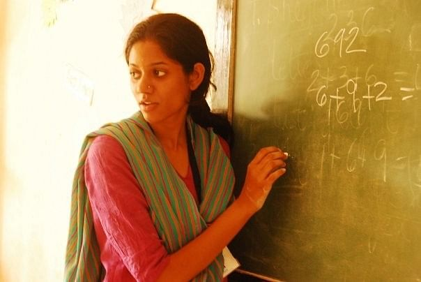 Venil initially faced great difficulties in managing her students but soon got it all sorted.