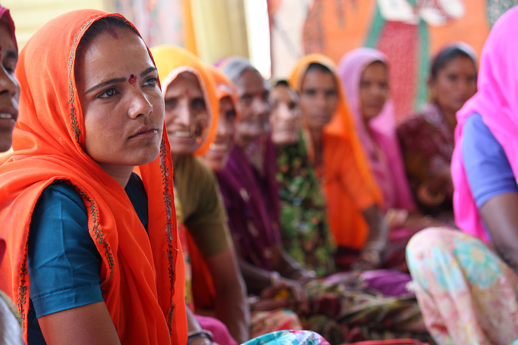 Getting more women in the panchayat looks like a good solution of problems like domestic violence.