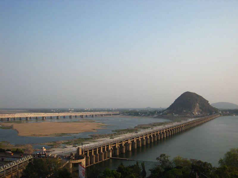 Krishna River, Vijayawada