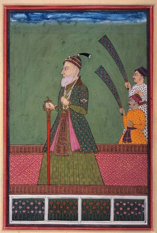Asaf Jah I, Nizam of Hyderabad