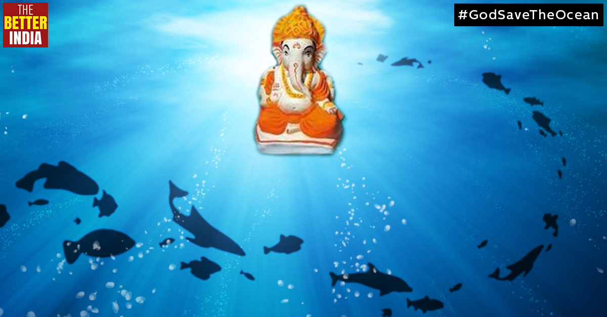 This Ganesh Chaturthi, there's a Party Planned for the Fish. And You are Invited!