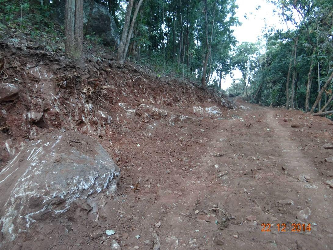 Road of HOPE to the Garadama panchayat