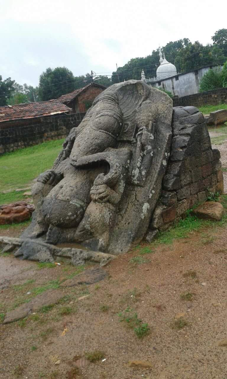 Parts of Apurn Devalaya - Ganpati