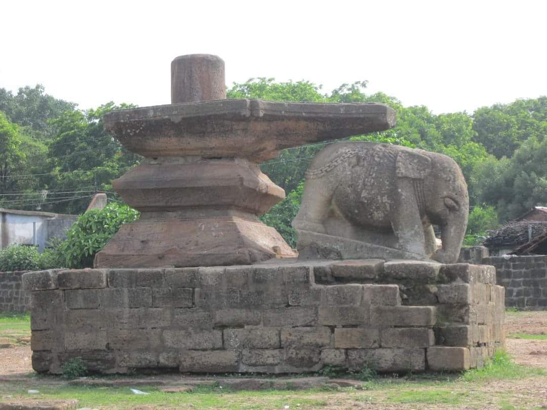 Parts of Apurn Devalaya - Shiv Ling