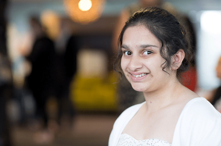 Doctors said Muskan would not live for more than 100 hours. She is 16 now and doing wonders.
