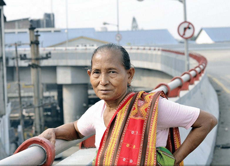 Birubala Rabha, a tribal woman from the remote Thakurbhila village in western Assam's Goalpara district, has been crusading tirelessly over the years against witch-hunting.