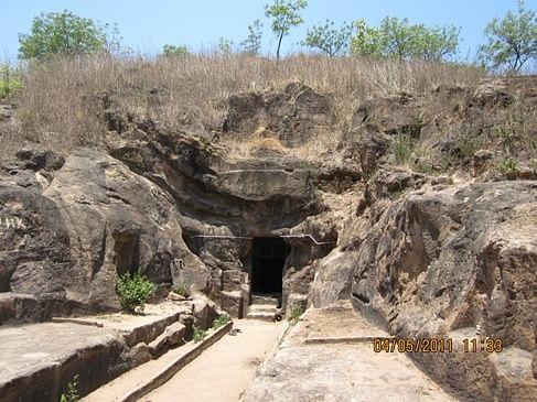 Vijasan Caves