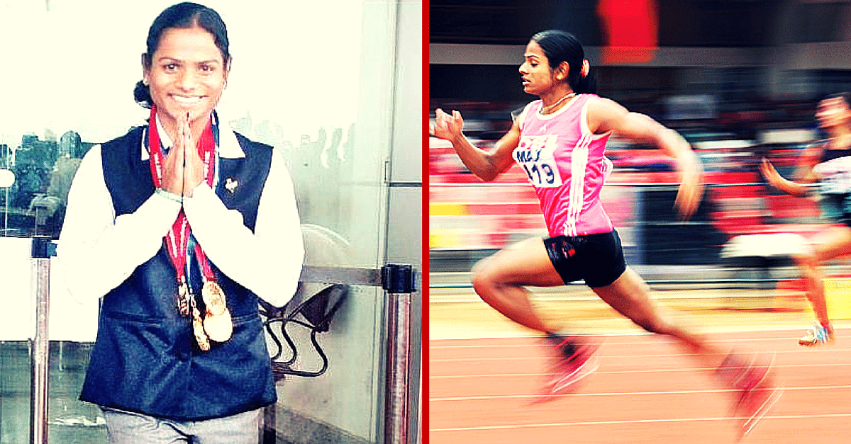 Dutee Chand Makes an Excellent Comeback with Gold in National Open Athletic Championship