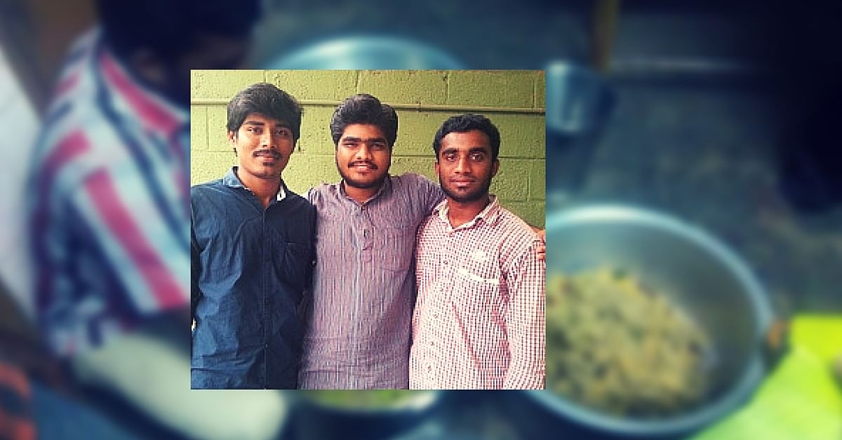 3 Coimbatore Boys Have a Plan to Tackle Hunger. It's so Good They Bagged a $1000 Grant for It