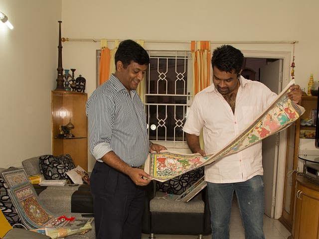 Shashi and Subru