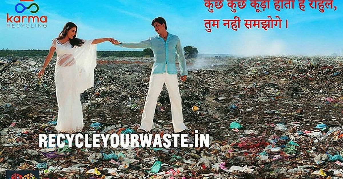 Why Are Shahrukh, Kajol, Sridevi Romancing on Garbage Dumps? For a Dirty Picture!