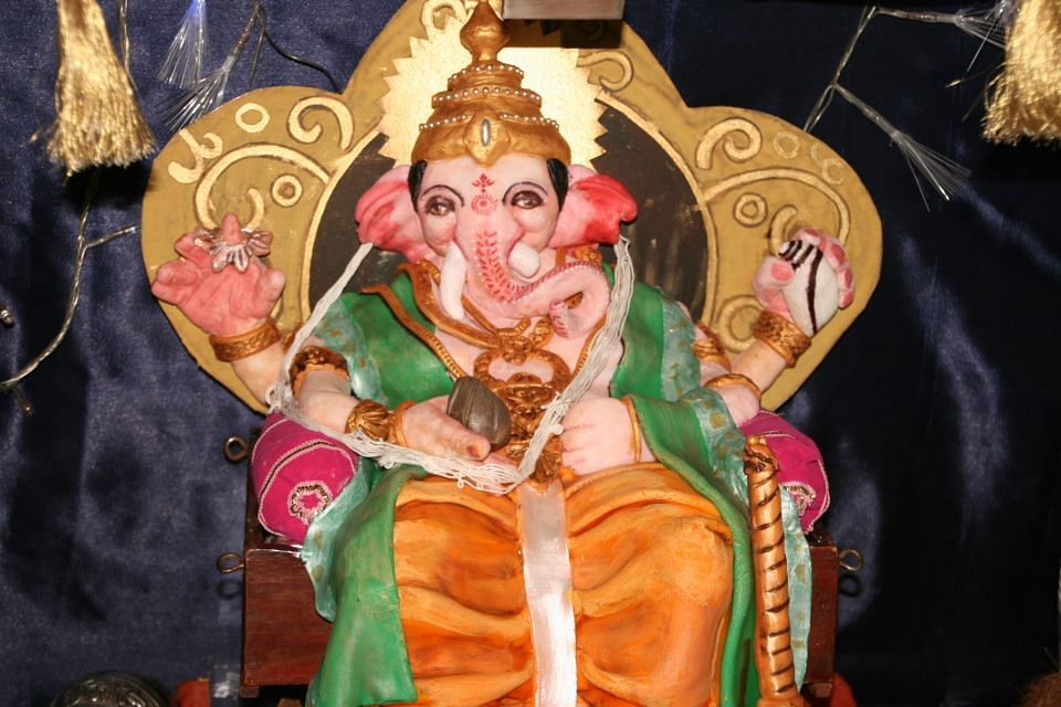 The Sugar Ganesha