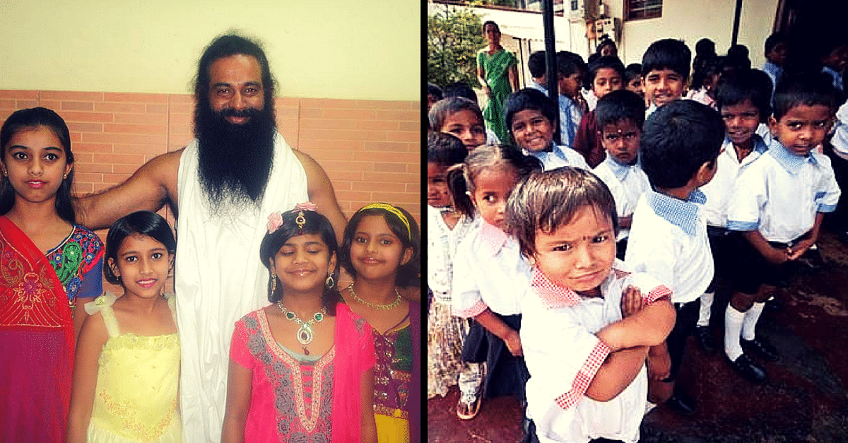 His Free School Is Moulding Visually Impaired Kids Into Civil Servants & Entrepreneurs