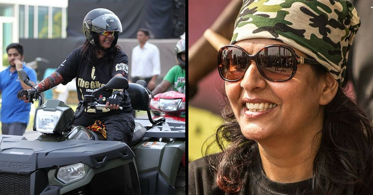 They Said She Wouldn't Walk. So She Became a Biker, Swimmer and Athlete Instead!