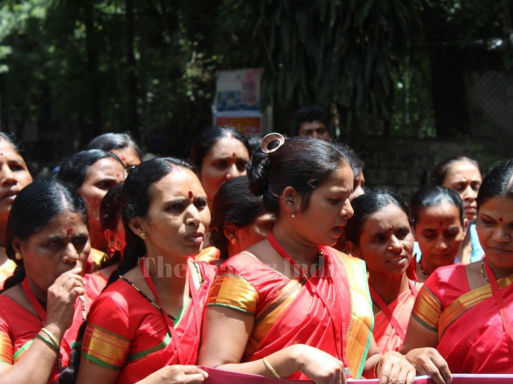 Red Brigade was started to provide much needed intervention to victim's of domestic abuse.