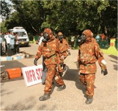 Disaster management exercises