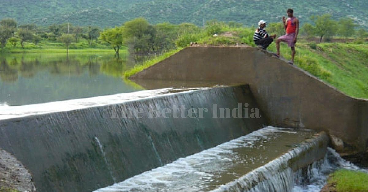 check dams in Rajasthan