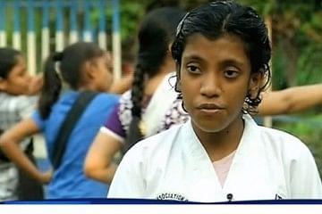 Ayesha Noor Karate