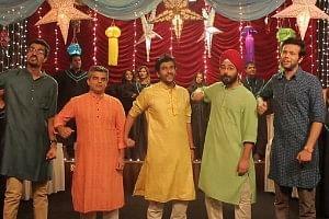 Diwali carols