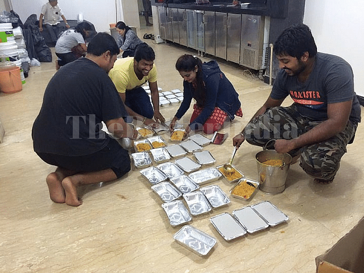 Food Bank Chennai